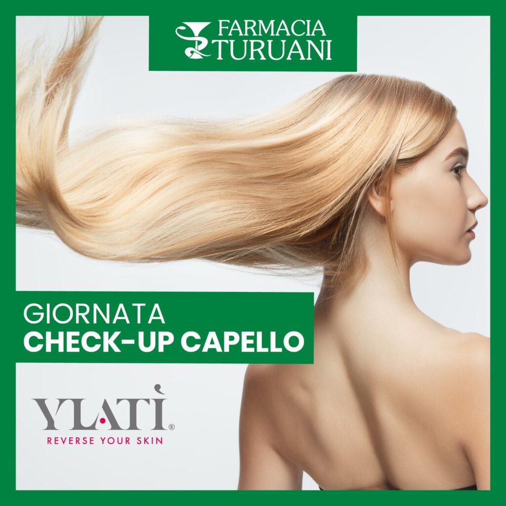 Check-up capello Ylati