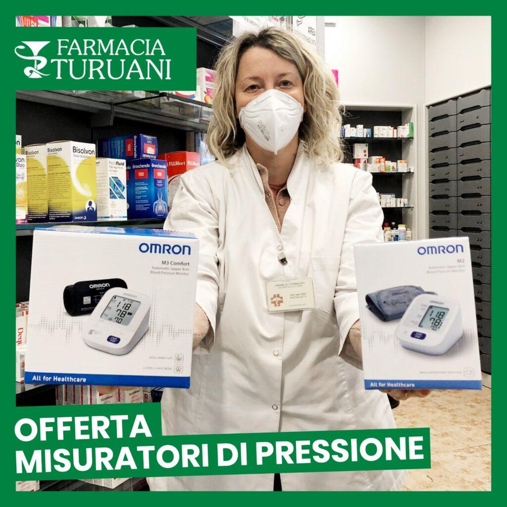 Offerta misuratori di pressione Omron