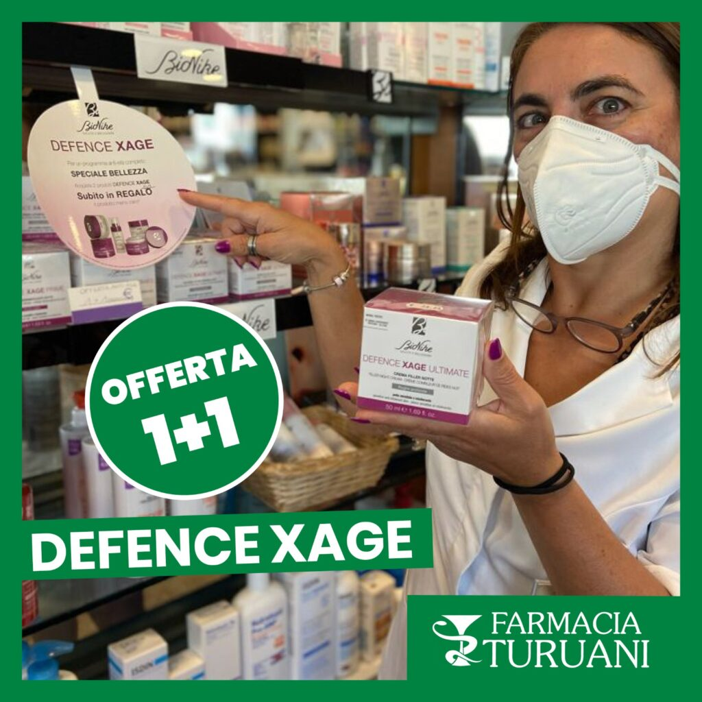 Offerta BioNike Defence XAge